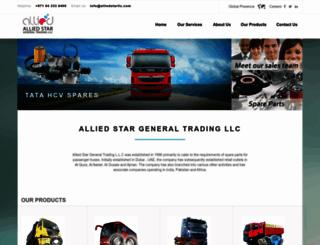 alliedstarllc.com screenshot