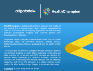 alligatortek.com screenshot