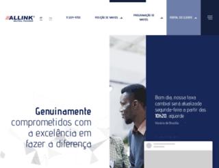 allink.com.br screenshot