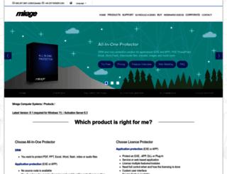 allinone-protector.com screenshot