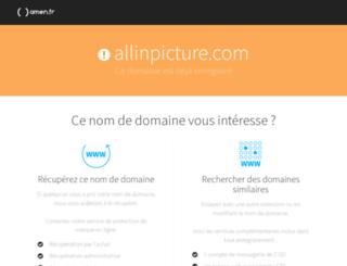 allinpicture.com screenshot