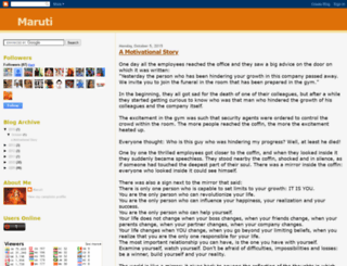 allinweb.blogspot.com screenshot