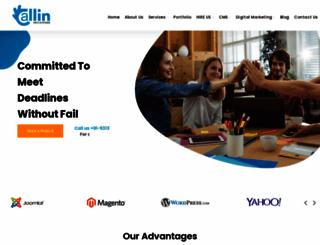 allinwebsolutions.com screenshot