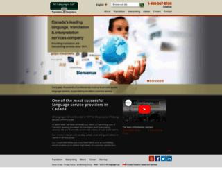 alllanguages.com screenshot