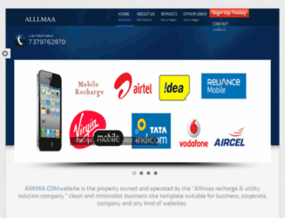 alllmaa.com screenshot