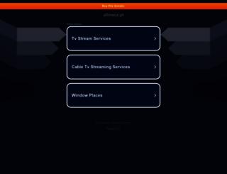 allmecz.pl screenshot