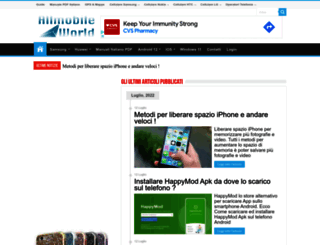 allmobileworld.it screenshot
