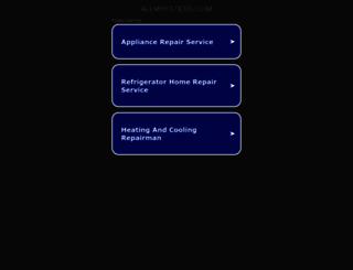 allmyfilters.com screenshot