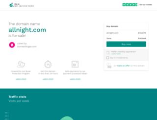 allnight.com screenshot