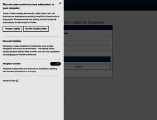 allpayments.net screenshot