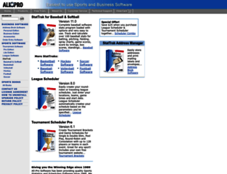 allprosoftware.com screenshot