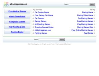 allracinggames.com screenshot