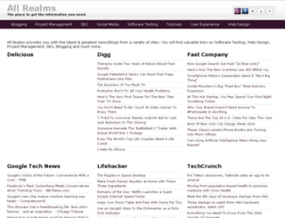 allrealms.com screenshot