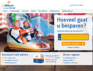 allsecure.nl screenshot