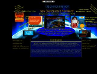 allsolutionsnetwork.com screenshot