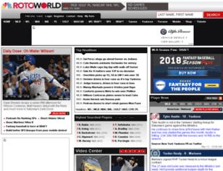 allstar.rotoworld.com screenshot