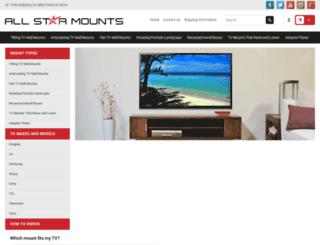 allstarmounts.com screenshot