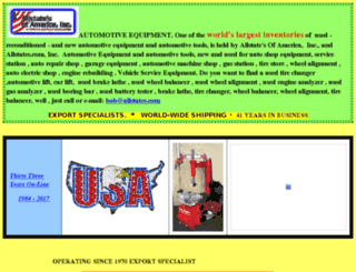 allstates.com screenshot