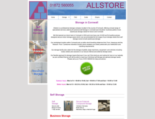 allstore.com screenshot