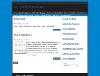 alltechbuzztemplate.blogspot.in screenshot