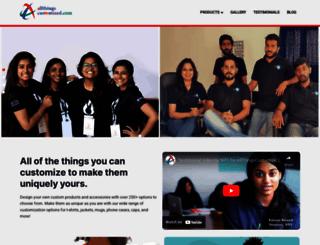 allthingscustomized.com screenshot
