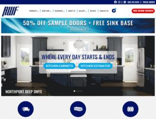 allwoodfast.com screenshot