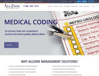 allzonems.com screenshot