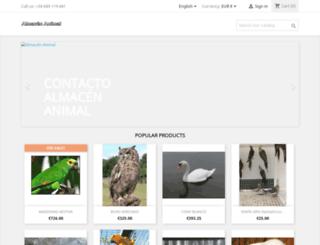 almacenanimal.com screenshot
