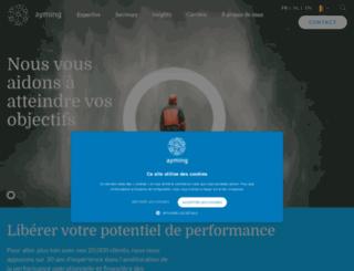 almacg.be screenshot
