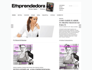 almaemprendedora.wordpress.com screenshot