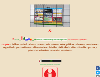 almanaques.net screenshot