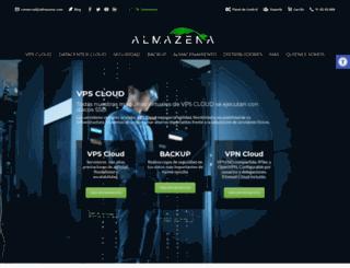 almazena.com screenshot