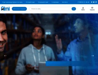almi.kirov.ru screenshot