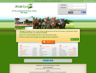 almina5.sulkyland.com screenshot