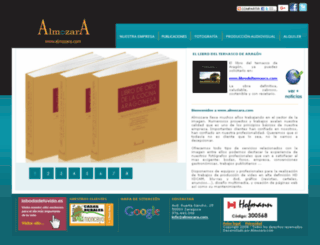 almozara.com screenshot