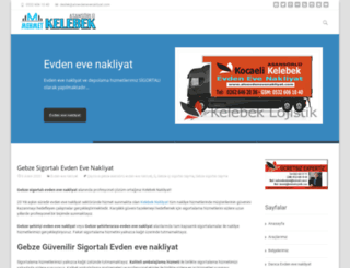 aloevdenevenakliyat.com screenshot