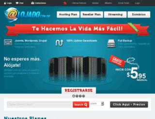 alojado.com.do screenshot
