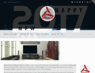 alphacccam.com screenshot
