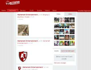 alphamatt.com screenshot