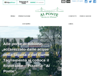 alponte.it screenshot