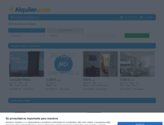 alquiler.com screenshot