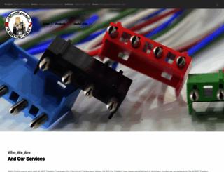 alrififorcables.com screenshot