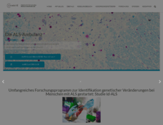 als-charite.de screenshot