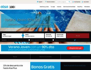 alsa.com screenshot