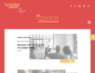 alsace-referencement.com screenshot