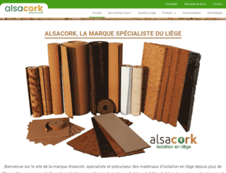 alsacork.fr screenshot