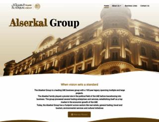 alserkal-group.com screenshot