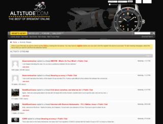 alt1tude.com screenshot