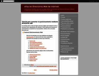 altas-directorios.blogspot.com screenshot