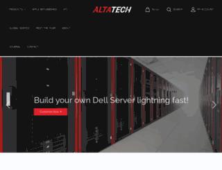 altatechnologies.com screenshot